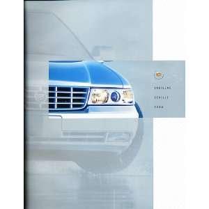 Seville SLS STS Original Canadian Sales Brochure