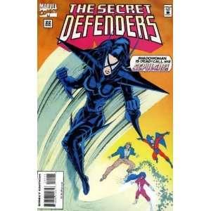 SECRET DEFENDERS #22 25 FINAL DEFENSE complete story