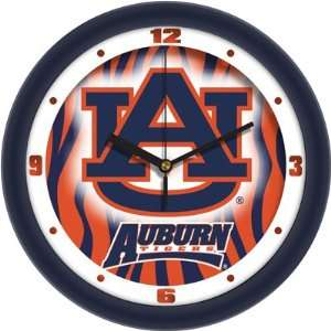 Auburn University Tigers 12 Wall Clock   Dimension