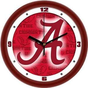 University of Alabama Crimson Tide NCAA Wall Clock