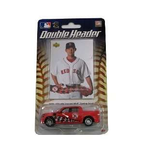Boston Red Sox Ford Diecast Truck & Matsuzaka Card: Toys & Games