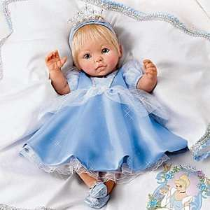 Disney Princess Cinderella Baby Doll   A Dream is a Wish