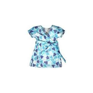 Toy Blue Print Wrap American Girl doll clothes Dress Toys & Games