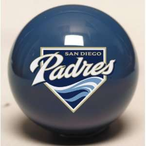 MLB San Diego Padres Billiard Pool Cue Ball