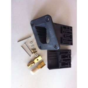 E Z GO GOLF CART PART CHARGER 36V RECEPTACLE. FREE