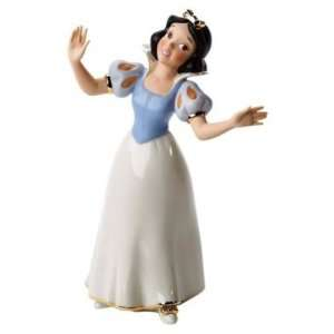 Lenox Disneys Snow White A Serenade for Snow White Figurine