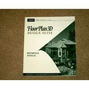 Floor Plan 3d Version 5 Windows 95 (9781576322291