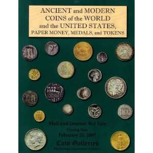 and Modern Coins of the World and the United States, Paper Money