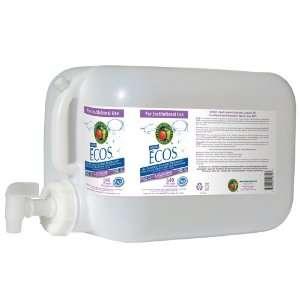 ECOS Lavender Scented Liquid Laundry Detergent, 5 gallon Deltangular
