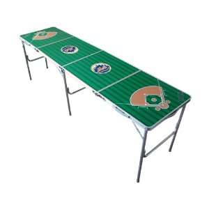 MLB New York Mets Tailgate Ping Pong Table With Net
