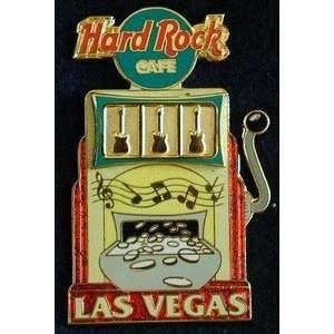 Hard Rock Cafe Pin # 4525 Las Vegas At Hard Rock Hotel 3 D