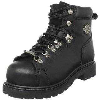 Harley Davidson Womens Tracey Motorcyle Boot Shoes