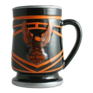 HD Harley Davidson 12 Ounce Tattoo Mug