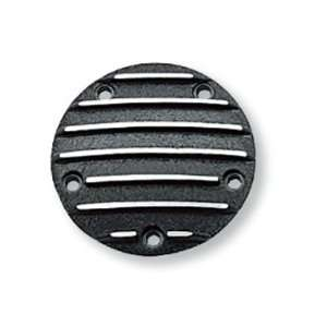 Harley Davidson Black Fin Timer Cover Twin Cam 32677 01