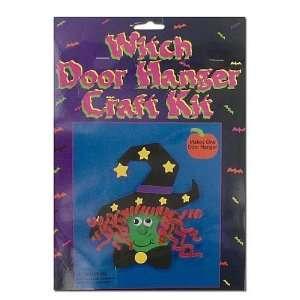 Witch Door Hanger Kit Case Pack 60
