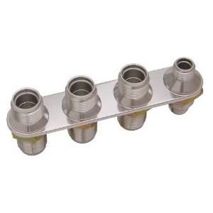 Zirgo ZFACA3 AC/Heater Bulkhead Kit Automotive