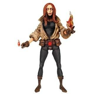 Hellboy Comic Book Action Figure Lobster Johnson  Toys & Games