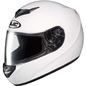 HJC CS R2 Full Face Motorcycle Helmet White XXL 2XL 0812