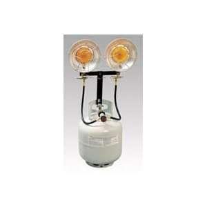 Century® Double Head Propane Infrared Heater