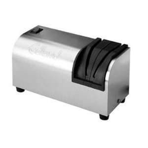 Edlund Electric Knife Sharpener With Stainless Steel Case: