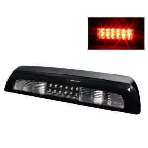 07 10 Toyota Tundra Black LED 3RD Brake Light: Automotive