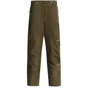 Ski Pants   Waterproof, Insulated (For Men)  Sports