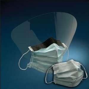3M Earloop Procedure Face Mask