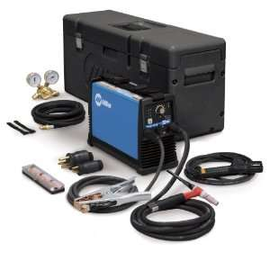 Maxstar 150 STL TIG Welder, DC, 1  Phase, 5   150 A Type: W/PROT CASE