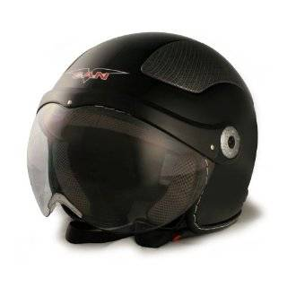Scorpion EXO 100 Open Face Motorcycle Helmet   Retractable