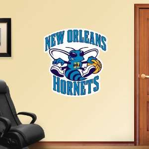 NBA New Orleans Hornets Logo Vinyl Wall Graphic Decal Sticker