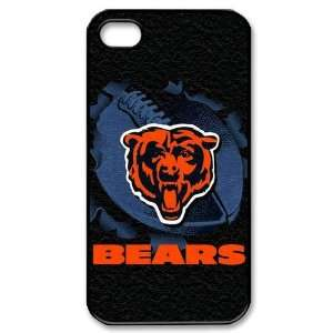 Designed iPhone 4/4s Hard Cases Bears team logo Cell