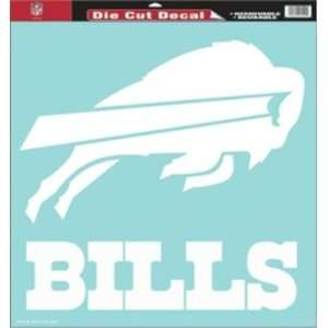 NIB Buffalo Bills NFL Die Cut Sticker Decal