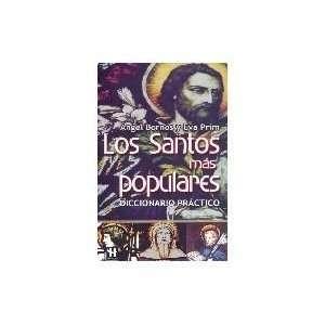 Los Santos Mas Populares Angel Bornos y Eva Prim Books