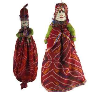 Rag doll Gifts for Kids Handmade in India Toys & Games