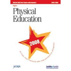 Physical Education Higher Sqa Past Papers (9781843726852