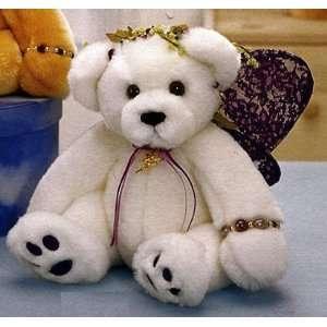 Teddy Bear Bearifairie Purple Stuffed Plush Animal Toys & Games