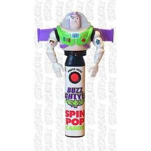 Toy Story Buzz Lightyear Spin Pop Candy Holder Toys & Games