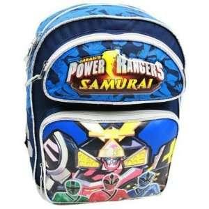 Power Rangers Samurai Medium Backpack 14  Toys & Games