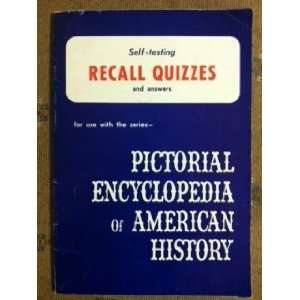 testing recall quizzes and answers Davco Publishing Company Books