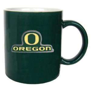 Oregon Ducks NCAA 2 Tone Coffee Mug Sports & Outdoors