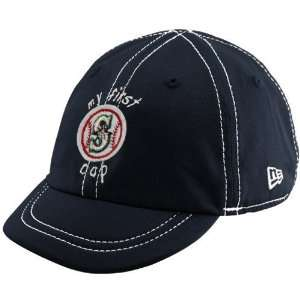 New Era Seattle Mariners Infant Navy Blue My 1st Baseball Cap Hat