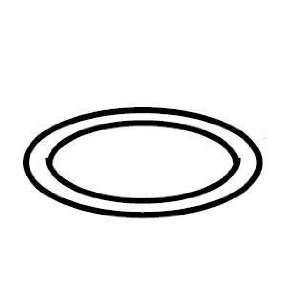 209 Small O Ring for PVC Drilling Machine (40406) Home Improvemen
