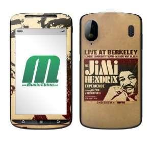 MusicSkins MS JIMI40339 ZTE Skate: Electronics