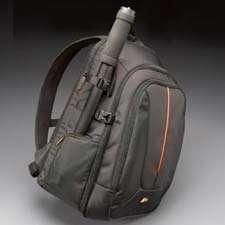 Case Logic DCB 309 SLR Camera Backpack (Black) CASE LOGIC