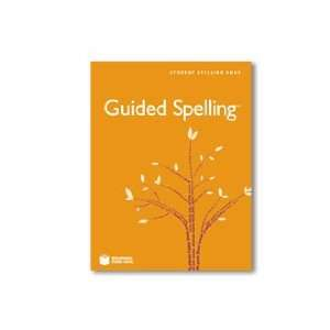 Guided Spelling Student Spelling Book, Grade 3, 5 pack DSC