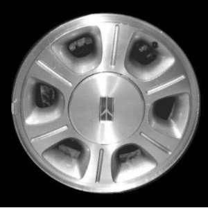 BRAVADA ALLOY WHEEL RIM 15 INCH SUV, Diameter 15, Width 7 (6 SPOKE