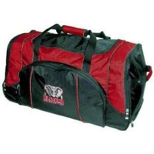 Alabama Crimson Tide Duffle Bag