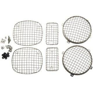 Kentrol Stainless Steel Wire Mesh Stone Guard Set 6 Pieces 1997 2006