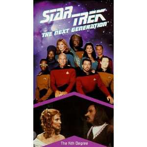 Star Trek   The Next Generation, Episode 93: Nth Degree [VHS