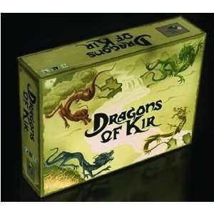 Dragons of Kir Board Game: Toys & Games